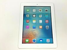 APPLE IPAD 3rd 32GB CELLULAR (UNLOCKED) WHITE A1403 (DENTED) *TESTED&WORKING*