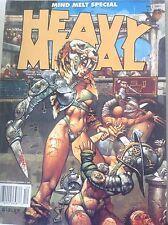 Heavy Metal Magazine Mind Melt Special Fall 2001 081117nonrh