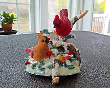 Collectible Cardinal Figurine