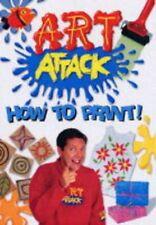 """Art Attack"": How to Print-Karen Brown"