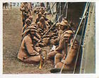 Troop Turkey Soldiers Mesopotamia War Deutsches Heer WWI WELTKRIEG 14/18 CHROMO