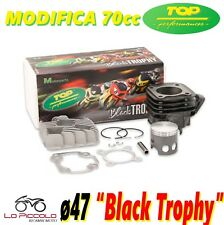 9931340 GRUPPO TERMICO 70 CC TOP BLACK TROPHY D.47 MINARELLI ORIZZONTALE