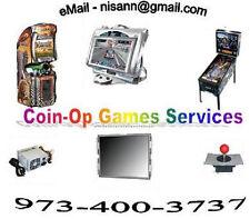 COIN-OP GAMES MEGATOUCH TOUCHSCREEN MERIT ITEMS *test*
