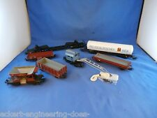 EE Freight Car Lot 01 Seven 7 Misc Freight Cars