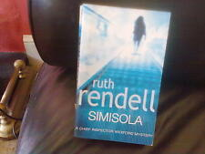 Simisola-Ruth Rendell Paperback English Genre Fiction Insp.Wexford Arrow 1995