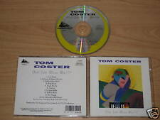 TOM COSTER/DID JAH MISS ME?!? (HEADFIRST A 604-2) CD