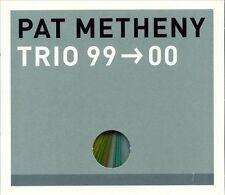Trio 99>00 by Pat Metheny/Pat Metheny Trio (CD, Feb-2000, Warner Bros.) PROMO