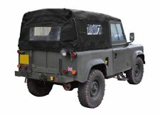 "Land Rover Defender 90"" Full Hood Black Canvas WSW TD5/TD4 - Exmoor"