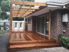 Merbau decking 90x19 1.8m lengths $3.50 p/m will beat any genuine price