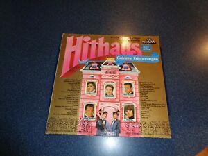 LP  Hithaus Goldene Erinnerungen20 Orginalstars und Schlager in Originallänge