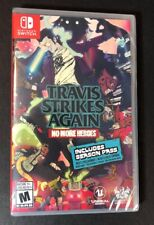 Travis Strikes Again [ No More Heroes ] (Nintendo Switch) NEW