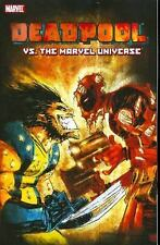 Deadpool Vs. The Marvel Universe TPB (Cable & Deadpool)