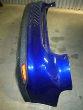 OEM 2012 2013 2014 Ford Focus Hatchback Rear Bumper Cover Blue Fits SE ST