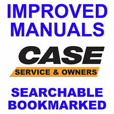 CASE 580D 580CK D TRACTOR TLB Repair SERVICE MANUAL & OPERATOR Owner -2- MANUALS