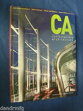 Contemporary Architecture 2 Vol. 2 Hardcover book 1-920744-44-4 9781920744441