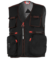 PUMA black TFS Industrial Vest Tailored for Sport Men's Size S Black New !