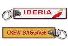 IBERIA NEW LOGO-CREW BAGGAGE
