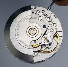 GENUINE ETA 2824-2 AUTOMATIC MOVEMENT 25 JEWELS GOLD BALANCE SWISS MADE - NEW