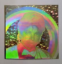 Vintage 1984 Michael Jackson 3D Holographic Sticker Reflective Color Form