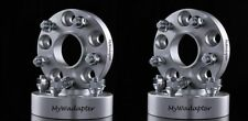 Wheel Spacer Adapters Silver 15 mm 5x120 To 5x114.3 Hub Centric BMW E36 4 PCS