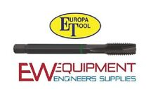 M10 X 1.5 SPIRAL POINT UNIMASTER PM TAP FOR STAINLESS EUROPA TOOL TM84131000