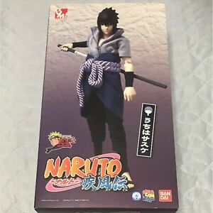 Project Bm 64 Naruto Shippuden Sasuke Uchiha Medicom Toy used good