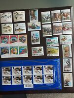 New Zealand MNH lot Sets S/S  Fish, Royally Cows XF