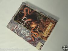 Complete Commodore Amiga Gold of the Aztecs Video Game Computer System