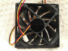Case Fan 92mm x 92mm x 15mm 12V 0.40A 50 CFM 3800 RPM 3-Pin Hydraulic Bearing FS