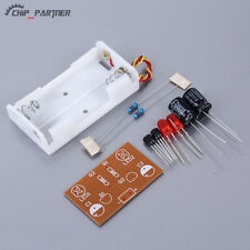 Flash Circuit Multivibrator Circuit Suite For DIY Kit Electronic Teaching