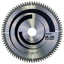 Bosch 2608640445 Lama circolare Multi-material 210 x 30 80d