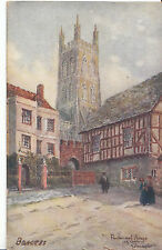 Gloucestershire Postcard - Parliament House - [11th Century]     MB546