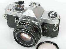 Pentax MX mit SMC PENTAX-M 1:1,7/50mm Kamera mit mechanischem Verschluss