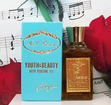Most Precious Youth & Beauty Bath Perfume Oil 2.0 Oz. By Evyan. Vintage.