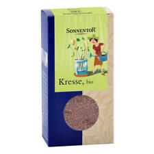 Sonnentor - Kresse bio Packung - 120 g - 6er Pack