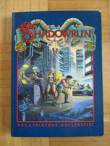 Shadowrun 2050 – (deutsche Erstausgabe 1990) Hardcover 2. Auflage 1991 – Rollens
