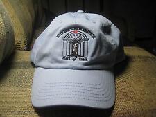 National Senior Amateur WC Hall of Fame Adjustable Baseball Cap Hat Golf