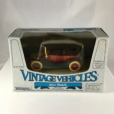 NEW ERTL Vintage Vehicles 1912 Buick 1:43 Scale Die-Cast Metal Replica 1985