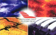 *G PRP 349 C&C 2692 SCHEDA TELEFONICA NUOVA MAGNETIZZATA PROTEZIONE CIVILE