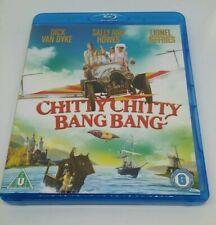 Chitty Chitty Bang Bang Blu-ray + DVD (2010) Dick Van Dyke Lionel Jeffries