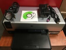 HP Deskjet 6940 Printer--Clean/Tested-Adapter--USB--Full tray/CD Driver Grade A