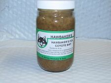 Hawbaker's Fox & Coyote Bait  8 Oz. Predator Bait Trap Trapping Duke snare SALE