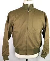WWII US 2ND PATTERN TANKER JACKET-MEDIUM