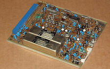 Collins crystal filter board assembly Ssb/Am