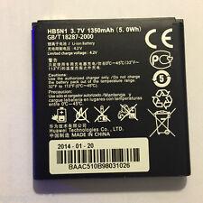 Batterie Original HB5N1 pour Huawei Ascend G300 G330 C8812 1350mah 3.7 v 5.0 wh