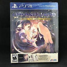 Utawarerumono: Mask of Deception (Launch Edition) (Sony PlayStation 4, 2017)
