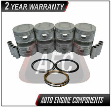 Piston Ring Set Fits Dodge B1500 B250 Dakota Durango 5.9 L Magnum - SIZE STD