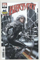 Black Cat #1 Clayton Crain MIDTOWN Variant Cover * GEMINI SHIPPING