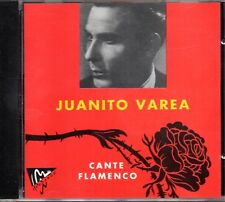 Juanito Varea - Cante Flamenco  CD 1989