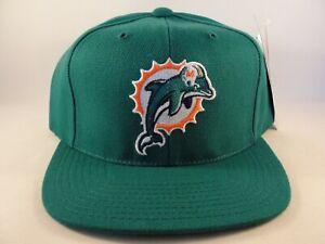 Miami Dolphins NFL Vintage Snapback Hat Cap American Needle